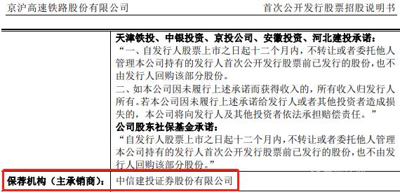 京沪高铁项目的募资规模