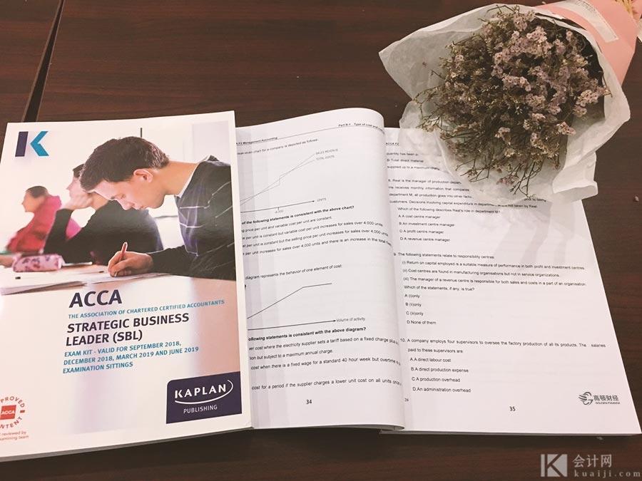 2020年ACCA核心考点讲解