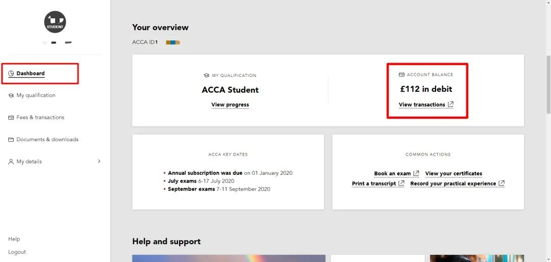 ACCA年费如何缴纳?