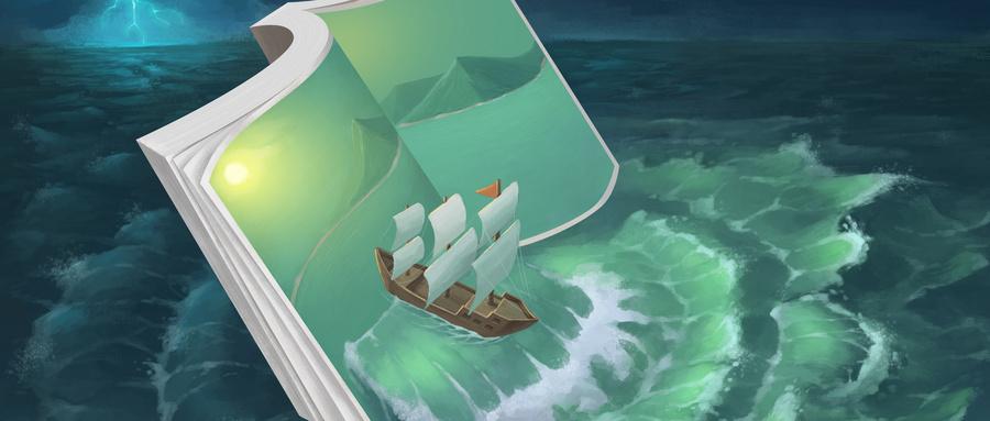 摄图网_401657600_wx_书世界的扬帆起航(企业商用).jpg